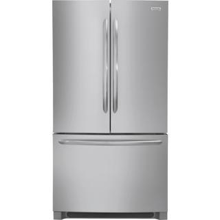 Réfrigérateur à double porte 27.6 pi.cu.