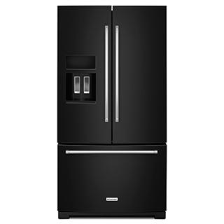 Réfrigérateur à double porte 26.8 pi3