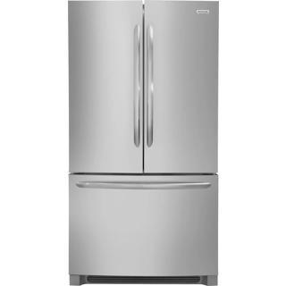 Réfrigérateur à double porte 22.6 pi.cu.