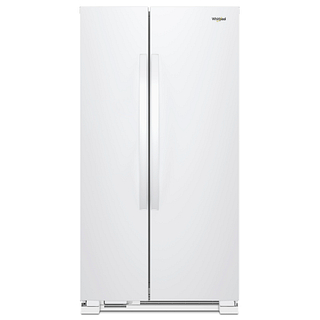 Réfrigérateur Côte à côte 21.7 pi.cu.
