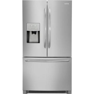 Réfrigérateur à double porte 22,6