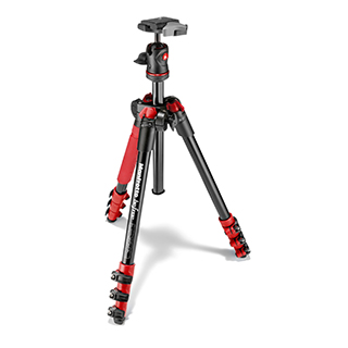 Trépied alum. Manfrotto