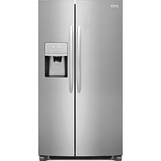 Réfrigérateur Côte à côte 25.6 pi.cu.