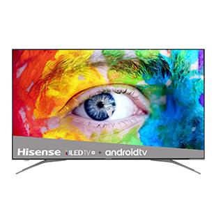 Téléviseur 4K Smart TV écran 55