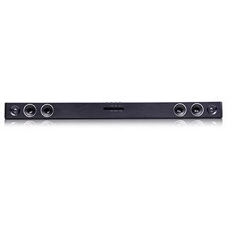 Système de barre sonore 300W avec caisson d'extrêmes graves sans fil