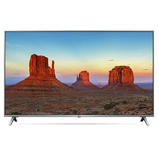 Téléviseur DEL Smart TV écran 65 pouces po