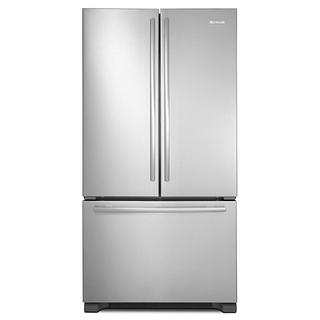 Réfrigérateur à double porte 21.9 pi.cu.