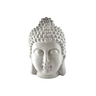 Tête de Bouddha grand
