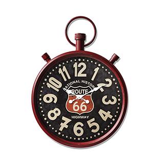 Horloge 18 po diamètre