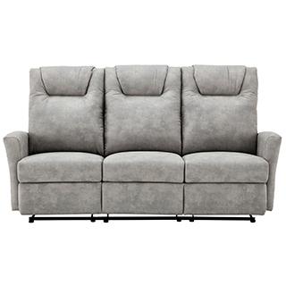 Sofa tissu inclinable design contemporain