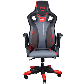 Chaise Cobra 2.0 gamer rouge