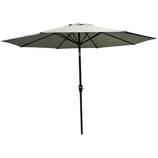 Parasol en toile octogonal 8'