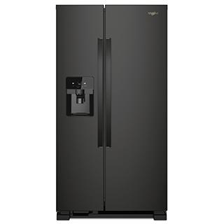 Réfrigérateur côte à côte 24.4 pi3