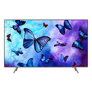 Téléviseur QLED 4K écran 55 po