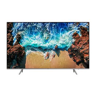 Téléviseur DEL Smart TV écran 82 po