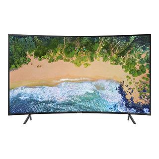 Téléviseur DEL courbé Smart TV écran 65pouces po