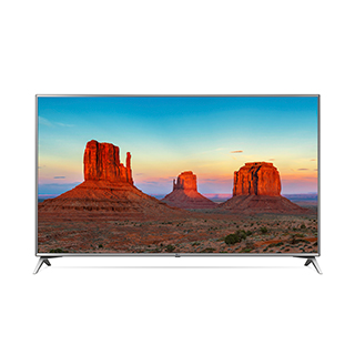 Téléviseur DEL Smart TV écran 70pouces po