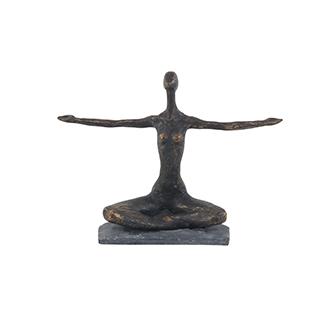 Statuette Yoga