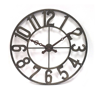 Horloge lumineuse 41 po Diametre