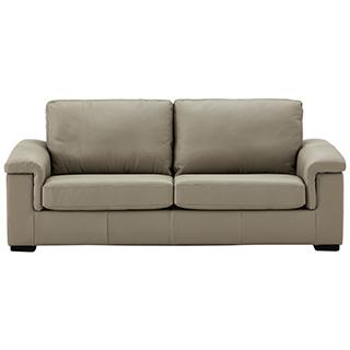 Sofa-lit en cuir