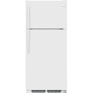 Réfrigérateur 16.3 pi.cu. congélateur en haut