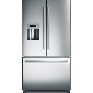 Réfrigérateur à double porte 26 pi.cu.