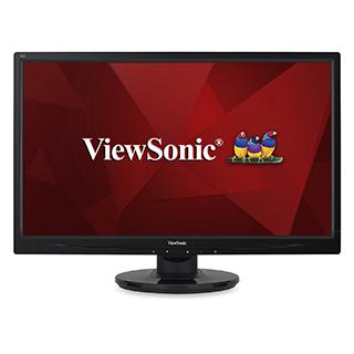 Écran d'ordinateur de 22 po avec entrée(s) vga, hdmi