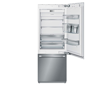 Réfrigérateur 16 congélateur en bas