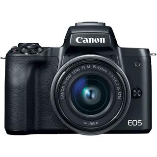 Caméra EOS M50 15-45MM 24.1MP 4K