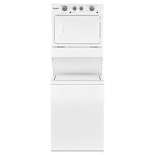 Combiné laveuse-sécheuse à gaz