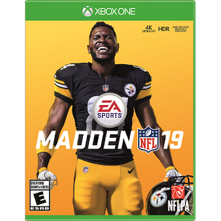 JEU FOOTBALL MADDEN