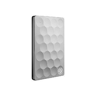 Disque dur externe portatif backup plus ultra slim de 1 TO