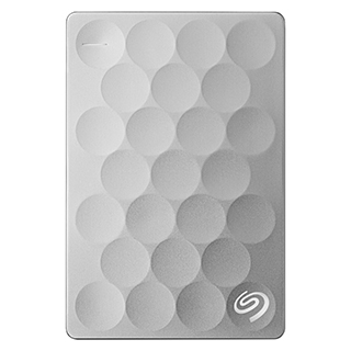 Disque dur externe portatif backup plus ultra slim de 2 TO