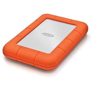 Disque dur externe portatif rugged mini de 4 TO
