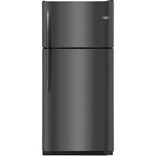 Réfrigérateur 18,1 pi.cu. congélateur en haut