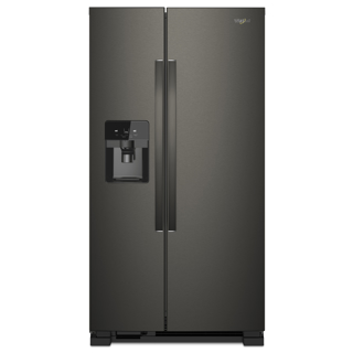 Réfrigérateur côte à côte 21.4 pi3