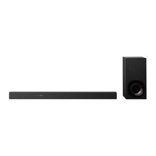 Système de barre sonore 400W avec caisson d'extrêmes graves sans fil