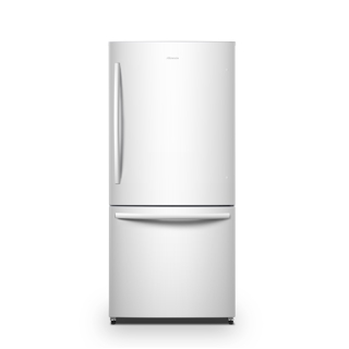 Réfrigérateur 17 pi.cu. congélateur en bas