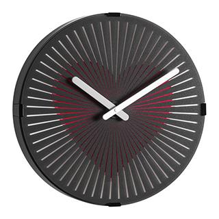 Horloge battement coeur 12