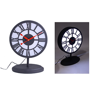 Horloge Table LED