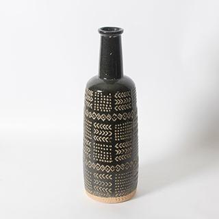 Vase motif Petit 5X5X15