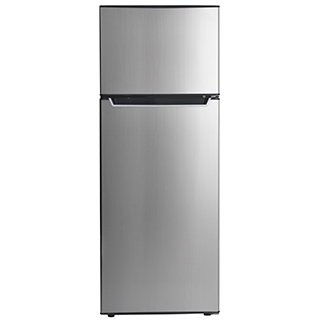 Réfrigérateur 7.3 pi.cu. congélateur en haut