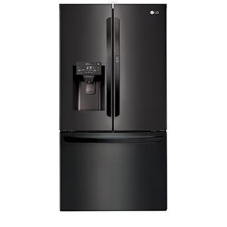 Réfrigérateur à double porte 27.7