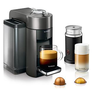 Machine à café Vertuo de Nespresso-Graphite