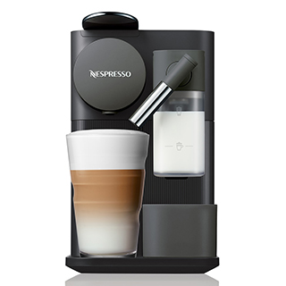 Machine Lattissima One de Nespresso-Noir