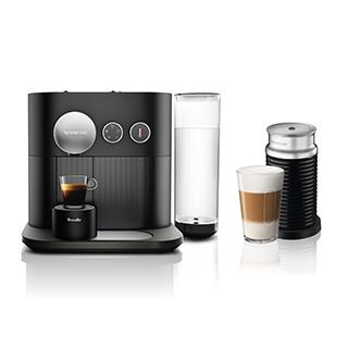 Machine à café Expert de Nespresso-Noir