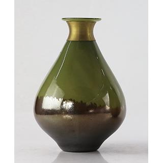 Vase 9X9X12 po