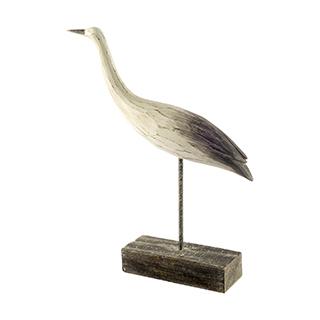 Oiseau décoratif 4X15X17