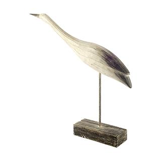Oiseau décoratif 4X19X19