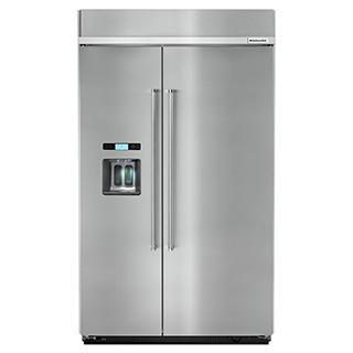 Réfrigérateur encastré